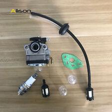Carburetor Carb Kit For Walbro Redmax Roybi MTD Shindaiwa Gas Trimmer Cutter