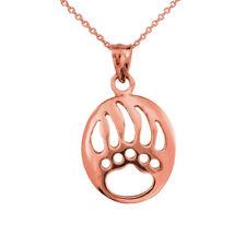 20 Bear Paw Print Charms Animal Charms DIY Metal eAntique Silver Tone 20x17 0297