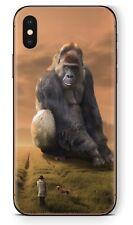 Apple iPhone Schutzfolie Skin Design Aufkleber iPhone X XS XR XS MAX Folie KING