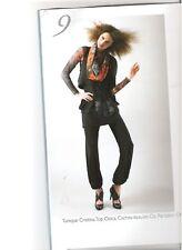 """pantalon modèle """"Chik"""" - collection automne/hiver 2010-2011DECA"""