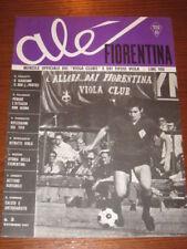 ALE' FIORENTINA 1967/3 ALBERTOSI CHIARUGI ROGORA BRIZI