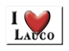 CALAMITA FRIULI VENEZIA GIULIA FRIDGE MAGNET MAGNETE SOUVENIR LOVE LAUCO (UD)