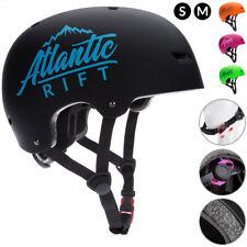 Skatehelm Kinderhelm Jugendhelm Fahrradhelm Helm Mountainbike BMX Atlantic Rift