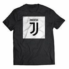 """T-shirt Maillot Officiel JUVENTUS FC """" Logo «avec hologramme. Coups de pied"""
