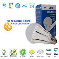 LAMPADINA LED V-Tac E27 20W LAMPADA LUCE CALDA-NATURALE-FREDDA