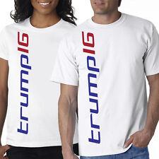 Trump 16 President VERT T-shirt Republican White S-XL 2X 3X 4X 5X Men Ladies