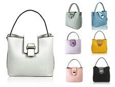 Simple Womens Designer Small Hobo Shoulder Handbag Ladies Shopper Messenger Bag