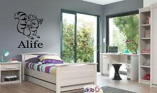 Scrat-Ice Age Personalizados arte de pared calcomanía calcomanía bedroom/art Papel De Pared!!!