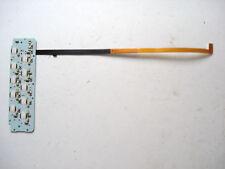 Sony DCR-VX700/DCR-VX1000 Control Function Switch Block