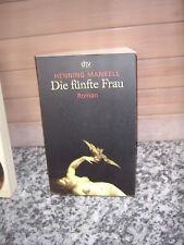Die fünfte Frau, ein Roman von Henning Mankell