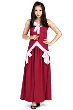 Fairy Tail Cosplay Costume The Demon Mira Mirajane Strauss Red Dress