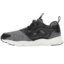 Womens Reebok  Furylite Winter Black Sneakers NEW