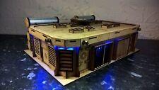 Cyro almacenamiento Warhammer 40k wargame Infinity terreno edificio productos Legión