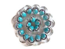 Bulk Sale !! Lot Blue LARIMAR 925 Gemstone Sterling Silver Plated Ring Jewelry