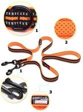 7 In 1 Multi-Function Adjustable Dog Lead Hand Free Pet Training Leash