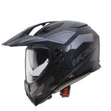 CABERG x TRACCIA ACCENSIONE NERO ADVENTURE MOTO Dual Sport Casco da moto