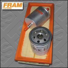 SERVICE KIT FORD MONDEO MK3 1.8 16V PETROL FRAM OIL AIR FUEL FILTERS (2002-2007)
