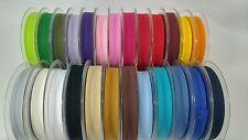 BIAIS UNI 20 mm x 5 mètres (soit 0,40€ le mètre) 25 coloris au choix