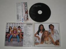 Destiny 's Child/Survivor SME (2424) Giappone CD ALBUM + OBI