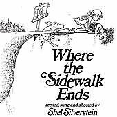 New--Where the Sidewalk Ends: Shel Silverstein-1984/2000 Columbia Cassette Tape