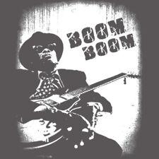 John Lee Hooker t-shirt blues music legend Boom Boom! BlackSheepShirts