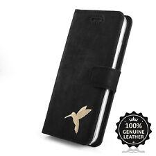 Luxus-accessoires Farbe Nuss Hell Premium Echtes Ledertasche Schutzhülle Tpu Wallet Flip Case Nubuk Handys & Kommunikation