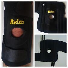 Knee Support Adjustable Neoprene Open Kneecap Patella Stabilising Brace Strap