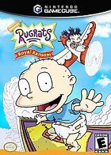 Rugrats: Royal Ransom (Nintendo GameCube, 2002)