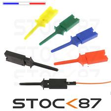 3106# pince teste clips pour câble Dupont mâle - Test Hook Clip
