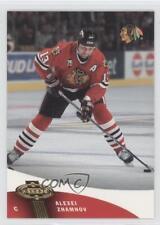 2000-01 Upper Deck Heroes #26 Alexei Zhamnov Chicago Blackhawks Alex Hockey Card