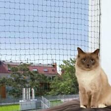 (2€/qm) Balkonschutznetz drahtverstärkt Katzen-Schutznetz Katzenschutznetz 2m