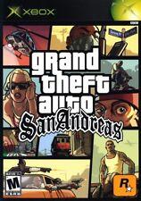 "Grand Theft Auto: San Andreas ""AO"" Version - Original Xbox Game"