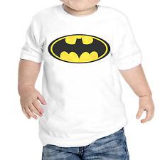 T-Shirt Neonato Batman Logo