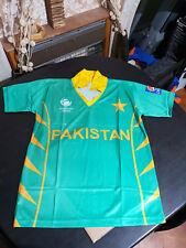 2017 Official Pakistan ICC Champion Trophy ENGLAND WALES Cricket ShirtS M L XL