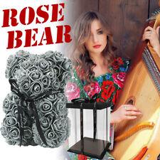 25CM Giant Large Rose Bär Multi Style Creative Geschenk Valentinstag NEU