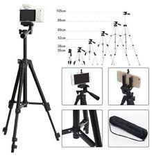 Aluminum Camera iPhone Camcorder Portable Tripod Stand Holder + Bluetooth Remote