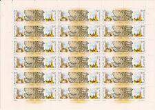 RUSSLAND RUSSIA 2003 CHURCH BELLS JOINT ISSUE BELGIUM  SHEET MiNr:1086 - 1087 **