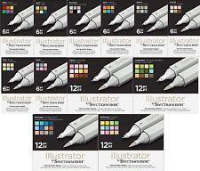 Crafters Companion - Spectrum Noir - ILLUSTRATOR Pens New Product - Free UK p&p