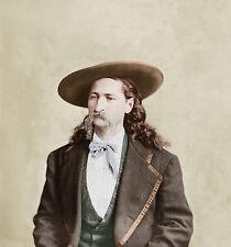 Wild Bill Hickock cowboy western lawman gunfighter gambler old west