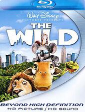 The Wild (Blu Ray, 2006) Disney