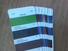 Mazda 2  Solvent Basecoat  Aerosol & Tin  Select Colour