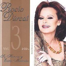 Durcal, Rocio : Su Historia Y Exitos Musicales 3 CD