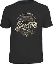 Retro Geburtstag T-Shirt - 60 Jahre Spitzenqualität - Fun Shirt Geschenk