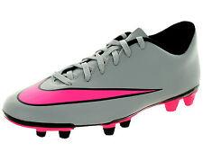 Scarpe calcio Nike MERCURIAL VORTEX II FG651647-060 col. GRIGIO/ROSA NEW