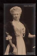 1907 real photo kaiserin Augusta Victoria royalty germany postcard