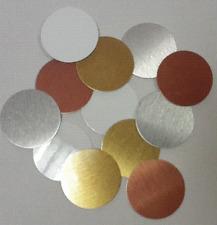 25mm  Aluminium Ronden