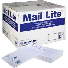 Mail LITE imbottite BUSTE SACCHI-Tutte le Taglie - A B C D E F G H J K-BIANCO E ORO
