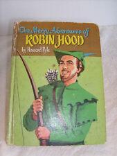 The Merry Adventures of Robin Hood, Howard Pyle 1955