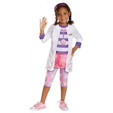 Doc McStuffins Costume Kids Halloween Fancy Dress