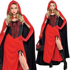 Red Riding Hood Costume Fairy Tale Fancy Dress